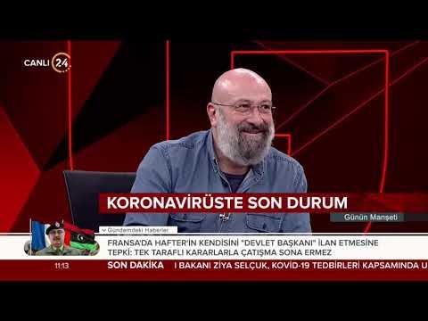 Kanal 24 - 24 Hafta Sonu Prof. Dr. M. Fatih ANDIиз YouTube · Длительность: 35 мин34 с