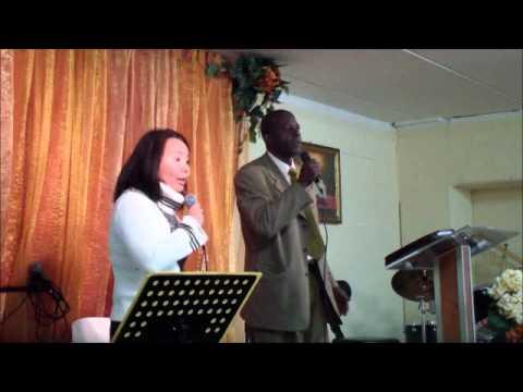 Predicazione del fratello Jeffrey del 13/11/2001. Chiesa Effata