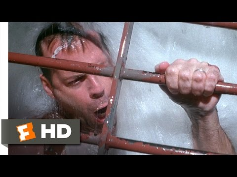 Die Hard: With a Vengeance (4/5) Movie CLIP - Escaping the Flood (1995) HD