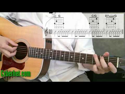 Mystery Eagles Guitar Chord D7sus4g Youtube