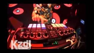 SET DJ BYTE REDBULL3STYLE TOKIO JAPON 2015
