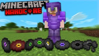 I Got All Of The Music Discs In Minecraft Hardcore!