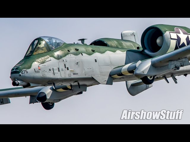 Military Jet Highlights (Part 1/3) - Airshow London 2020