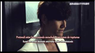 Cover images Kim Jong Kook - Thinking of You [ Español/Romanizacion ]