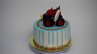 Торт на заказ Монстер Трак (Tortlike.ru)