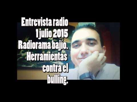 Roberto Sánchez Núñez entrevista Bulling