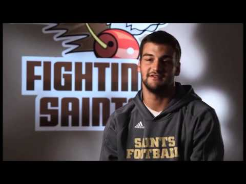 Meet University of St Francis USF Football Player Jeff Cascella