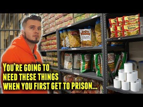 Prison Commissary Survival Items