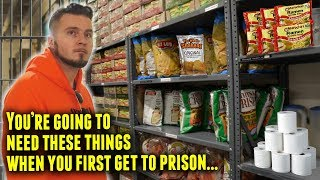 Prison Commissary Survival Items