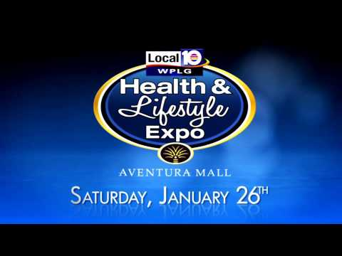 Skin Center - Health & Lifestyle Expo at Aventura Mall - 1/26/13 from 12:00 - 7:00 PM