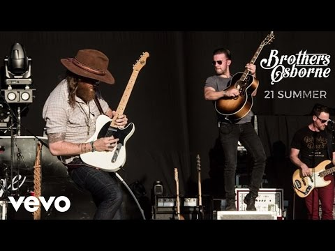 Brothers Osborne - 21 Summer (Audio)