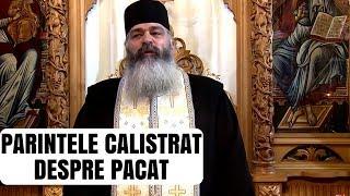 Se iartă orice păcat? 25 decembrie - Părintele Calistrat Chifan