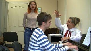 Урок вокала.Резонаторы и резонанс.Упражнение-распевка от друга Фархада из Баку