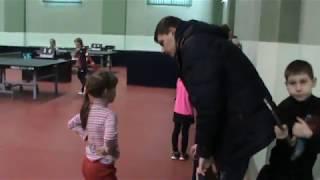 настольный теннис Жолква LIRS OPEN 2018 Кривошея Vs Пукало