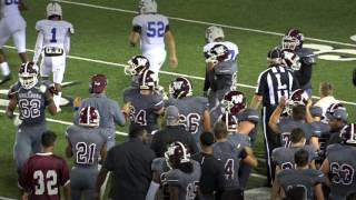 Waller Bulldogs Season Opener Football Game