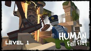 Human fall flat level 1 #1