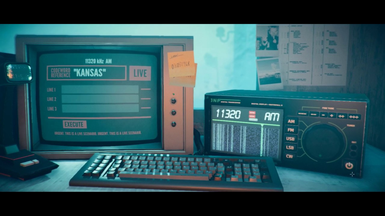 stories untold The Station Process recensione
