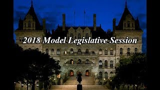 New York State Senate - 2018 Model Legislative Session
