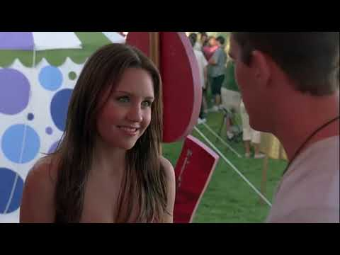 She's The Man - Viola And Duke Kissing Booth First Kiss Scene