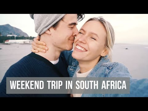 Weekend trip to the Coast | Cape Town, South Africa VLOG (9)
