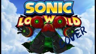 Sonic Lost World - Eggman Showdown - Orchestral cover
