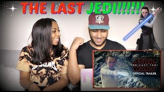 In today's Episode of Couples Reacts we react to Star Wars: The Las...