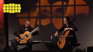 Anja Lechner & Pablo Márquez – Schubert: Die Nacht   Yellow Lounge