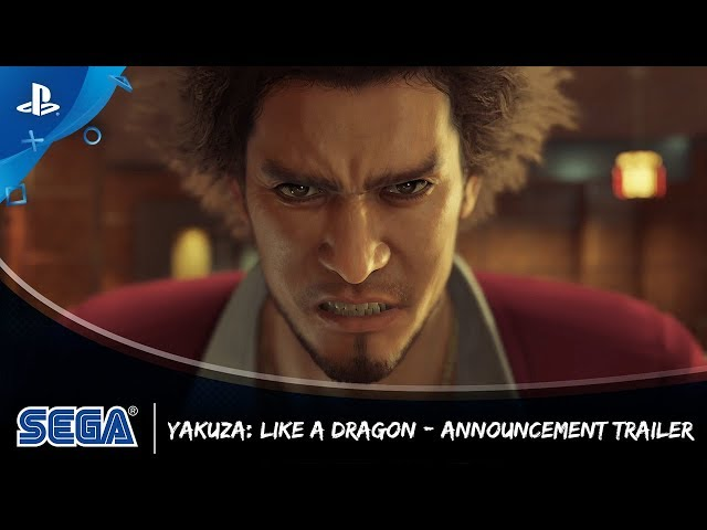 Yakuza: Like a Dragon (видео)