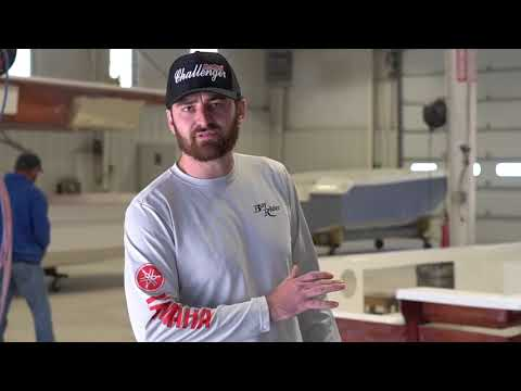 Kencraft Boats Plant Tour