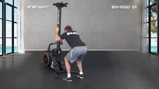 Ski-Row Air+PWR by EnergyFit