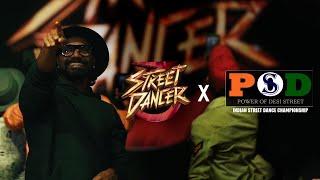 Street Dancer 3D X PODS Varun Dhawan Shraddha K Remo D& 39 Souza In Cinemas Now