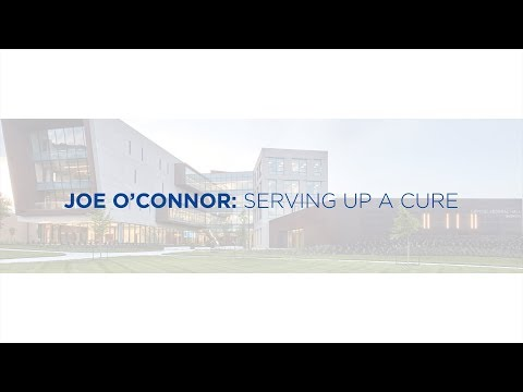Joe O'Connor: Serving Up a Cure