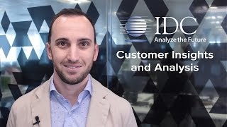 Andrea Siviero Introduces the IDC Customer Insights and Analysis Practice