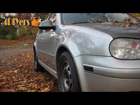 2004 VW Golf TDI Project