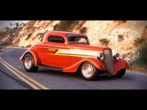 Billy Gibbons: The Eliminator Coupe