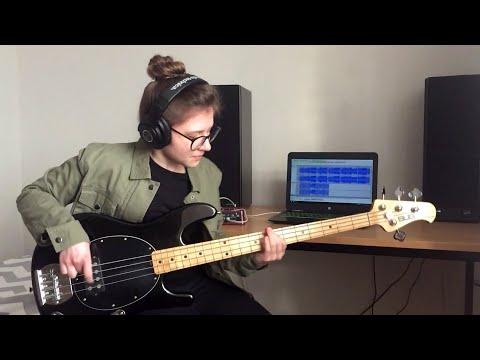 Dua Lipa - Break My Heart (Bass Cover)