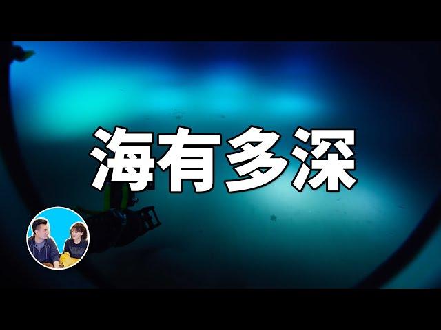 超出你想象的深海世界 | 老高與小茉 Mr & Mrs Gao