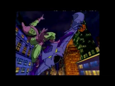 Spider-Man (1994) Green Goblin vs Hobgoblin