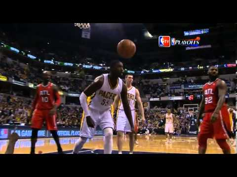 2013 NBA Playoffs Indiana Pacers Top 10 Plays