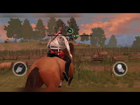 LIFEAFTER следуем новую локацию город Рэдвуд катаемся на лошадях