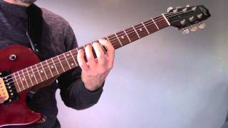 Paradise Lost - Mortals Watch The Day Guitar Lesson