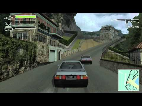 DRIV3R PC Nice, Mission #13: Hijack (mission help) - Method #2  Go in with guns blazing