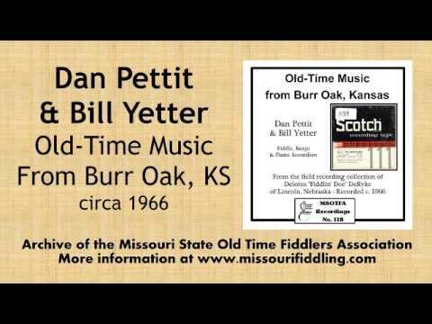 Old-Time Fiddling from Kansas - Dan Pettit & Bill Yetter