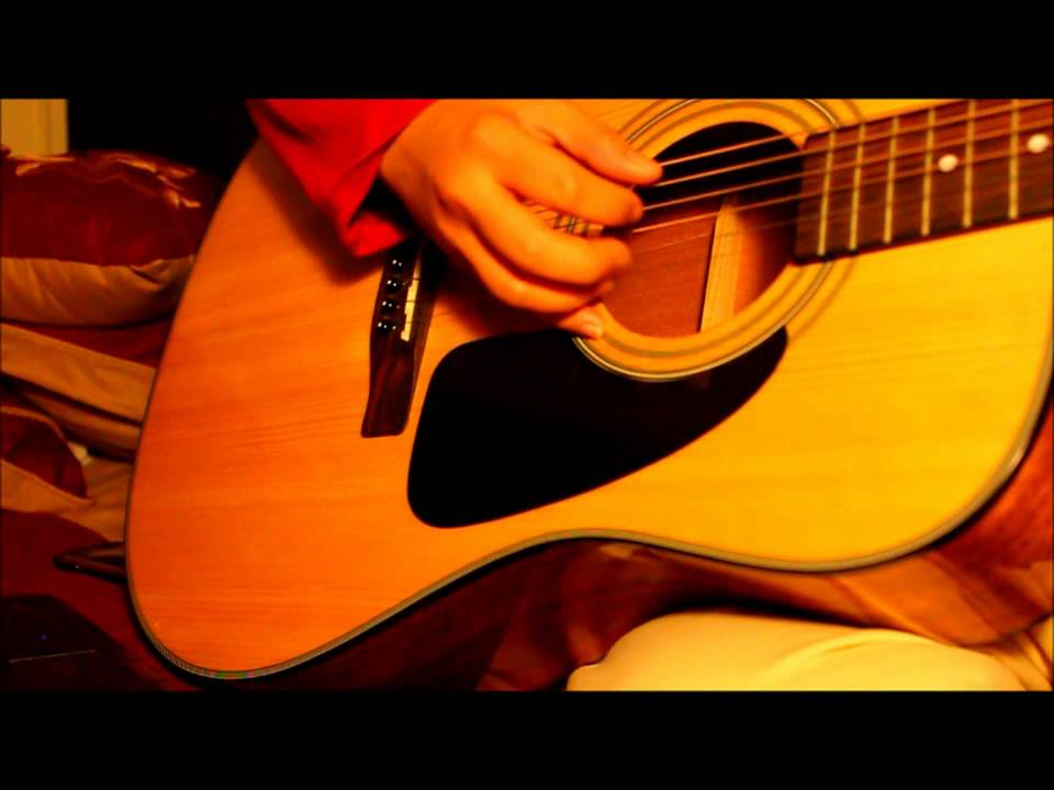 You Were Meant For Me Jewel Acoustic Cover Youtube