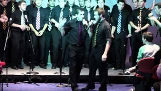 Mass Transit NYU A Cappella - Aaron