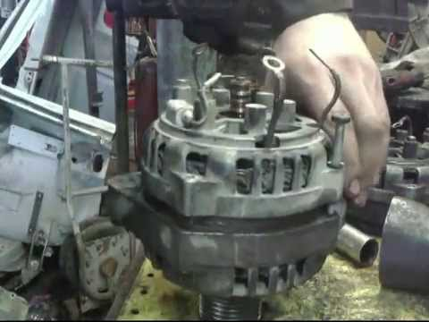 видео: Переборка генератора ВАЗ 8,9,10,11,12,13,14,15 приора, газель волга , соболь