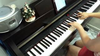 EXO - 12월의 기적 (Miracles in December) - Piano Sheets