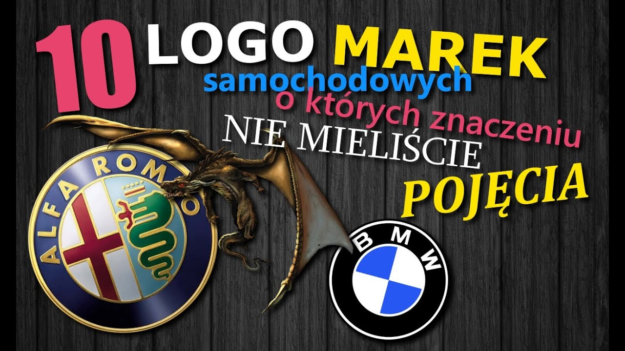 10 logo marek samochodowych, o których znaczeniu nie mieliście pojęcia - #17 TOP