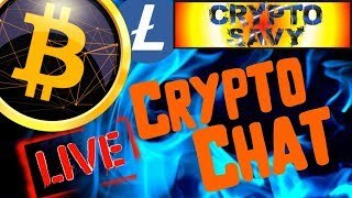 🌟Crypto Savy LIVE🌟 litecoin price prediction, analysis, news, trading