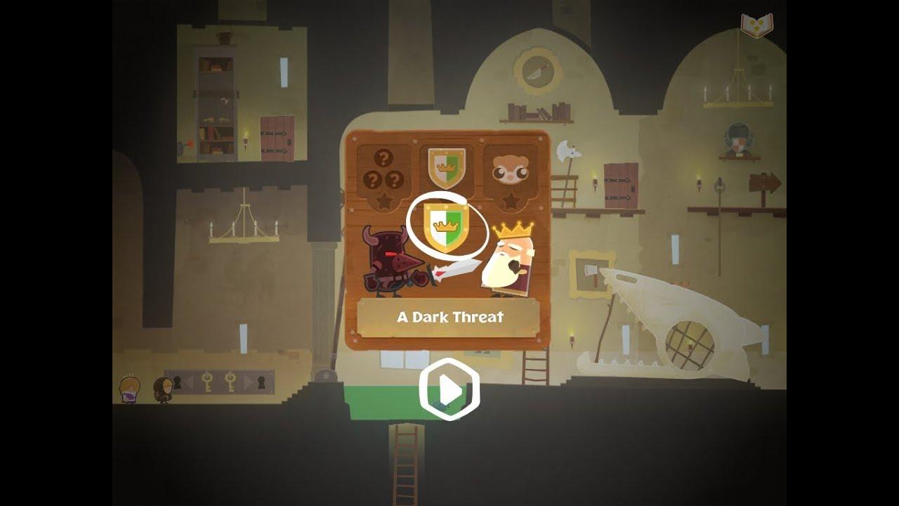 Tiny Thief Bewitched Level 5 Dark Magic (6-5) Walkthrough - YouTube